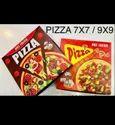 Printed Corrugated Pizza Box
