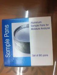 Sample Pans  Aluminum  For Moisture Analyser