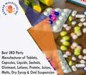 Pharmaceutical Third Party Manufacturing Ointments Tablets Capsules