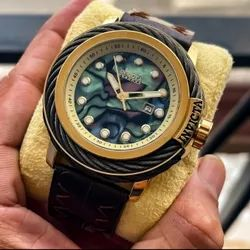 Investa Round Invicta Watch, For Formal, Model Name/Number: Bh T54