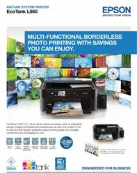 Epson L850 Photo All In One Ink Tank Printer
