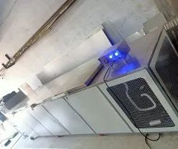 Cooling Chamber ( Deep Freezer) For Pipe Testing ( Is 16205 ( Part 24))