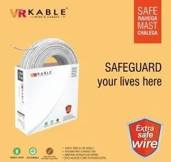 VR Kable 6.00 Sq Mm Extra Safe Wire