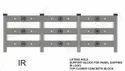 Indian Railway Wall Mould (IR)