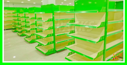 Supermarket Display Racks Erode