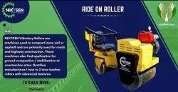 Nextgen Ride On Roller(2.5 To 3 Ton)