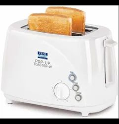 Kent Popup Toaster, For Home, Number of Bread Slots: 2 Slice
