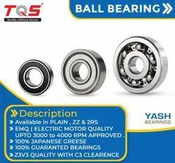 TQS Stainless Steel Electric Motor Bearing