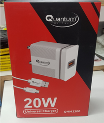 Quantum 20 W Charger