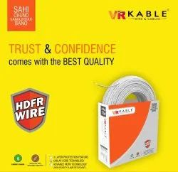VR Kable 1.50 Sq Mm HDFR Unilayer