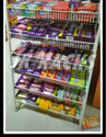 Chocolate Rack
