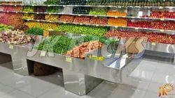 Fruits & Vegetable Racks Vellore