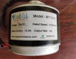 Robot 24VDC. Motor.