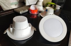 Anshika Industries Polycarbonate 9 w Indora Pc Led Downlight Housing, For Commercial