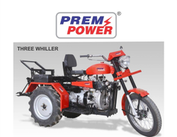 PREMPOWER Tractors