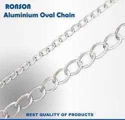 Aluminium Oval Chain