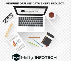 11 Months ISO9001 Copy Paste Form Filling Work, Service Provider, Offline