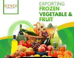 Private Labelling Frozen Fruits And Vegetable, Net Bag, Packaging Size: Custom