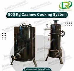 Mild Steel Cashew Nut Boiler