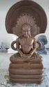 Bijolia Sandstone Parshvnath Statue