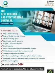 Online Webinar & Events Solution