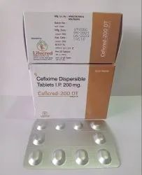 Cefixime Dispersible Tablets 200 Mg