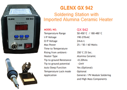 Glenx Digital Soldering Station