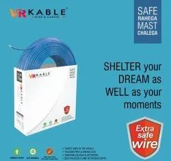 VR Cable 6.00 SQMM Extra Safe Wire