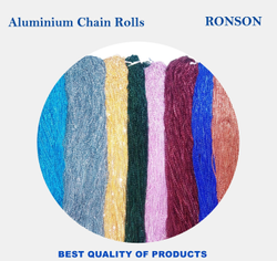 Aluminium Multicolor Chain Roll
