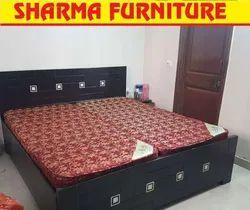 Miac King Size Cadbury Model King Size Box Bed At Sharma Furniture