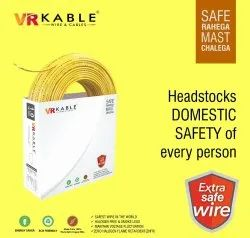 VR Kable 10.00 Sqmm Extra Safe Wire