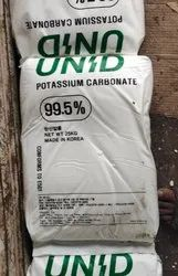 Potassium Carbonate Granules Unid Korea