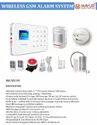 Wireless GSM Anti Theft Alarm System