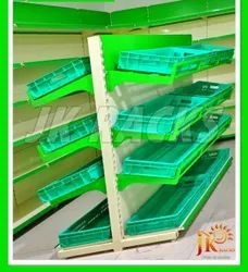 Ms Tray Double Side Rack