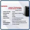 Lenovo Thinksystem ST250 Tower Server