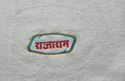 White Cotton Embroidery Name Towel