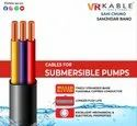 Submersible 3 Core Flate Cables 10.00sqmm