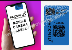 Packplus Phone Camera Security Stickers, Packaging Type: Standard