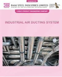 Industrial Air Ducting System