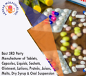 Nutraceuticals Tablets  Capsules Manufacturer
