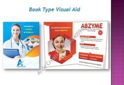 English Laminated Paper Visual Aids, Size: 9x12,17x11