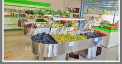 Fruits & Vegetable Racks Alappuzha