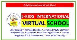 12 Months Eise Pedagogy Virtual School Curriculum, In Anycity