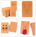 Earring & Necklace Card