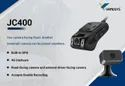 Black Jc400 4g Dual Channel Fleet Dashcam From Jimi, For Gpsvts Pro