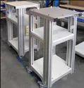 Tables in Aluminum Profile