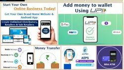 White Label Solutions Services For Aeps Recharge Money Transfer And Bill Payment