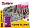 Teratile Platinum - High Polymer Modified Tile Adhesive- Grey / White