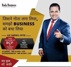 2 Years Business Coaching Program (BCP) Only Entrepreneur, in Pan India, Education Industries