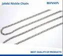 Jalebi Design Nickel Chain